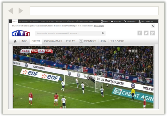 TV en Direct sur internet- Live TV en HD gratuit